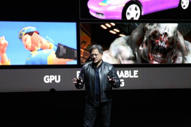 Nvidia CEO Jen-Hsun Huang